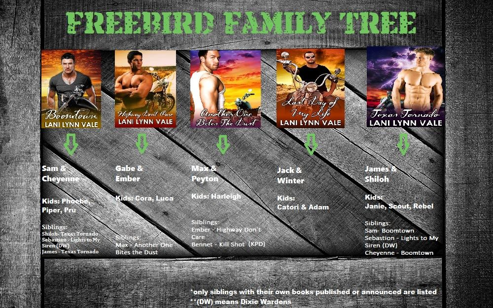 Freebird Family Tree