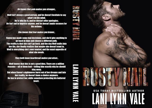 Rusty Nail Coverflat