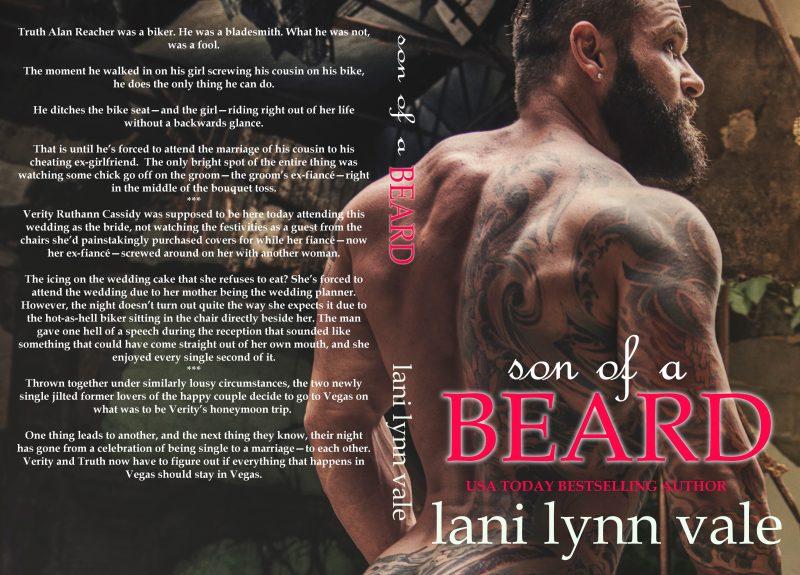Son of a Beard Print Cover
