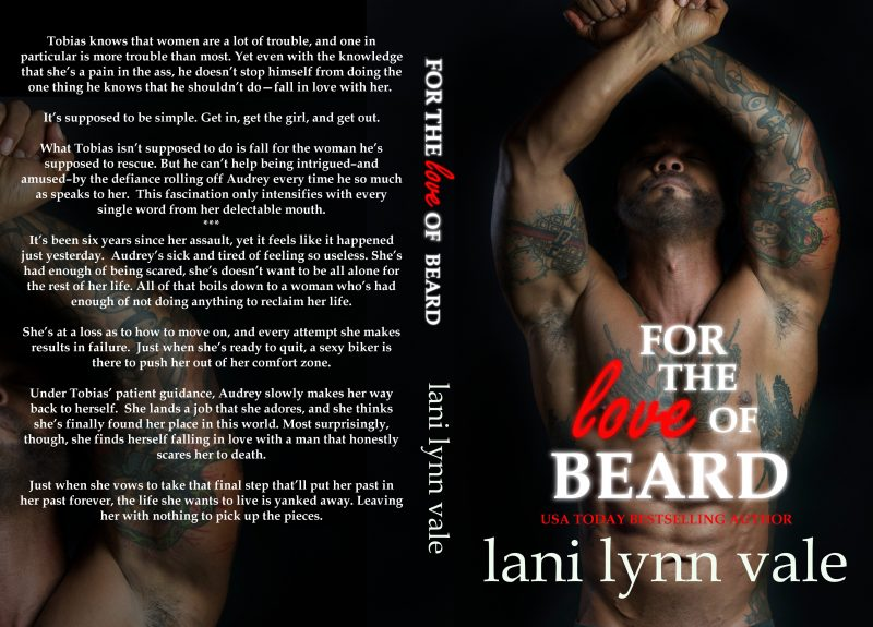 For the Love Beard Coverflat