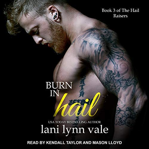 Burn in Hail Audio Cover