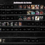 Audiobooks by Series