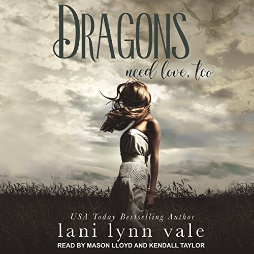 Dragons Need Love, Too Audio Cover