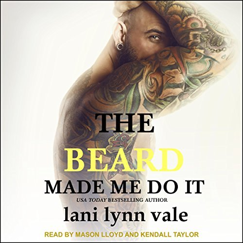 The Beard Made Me Do It Audio Cover