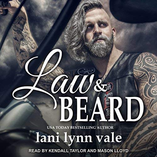 Law & Beard Audio Cover