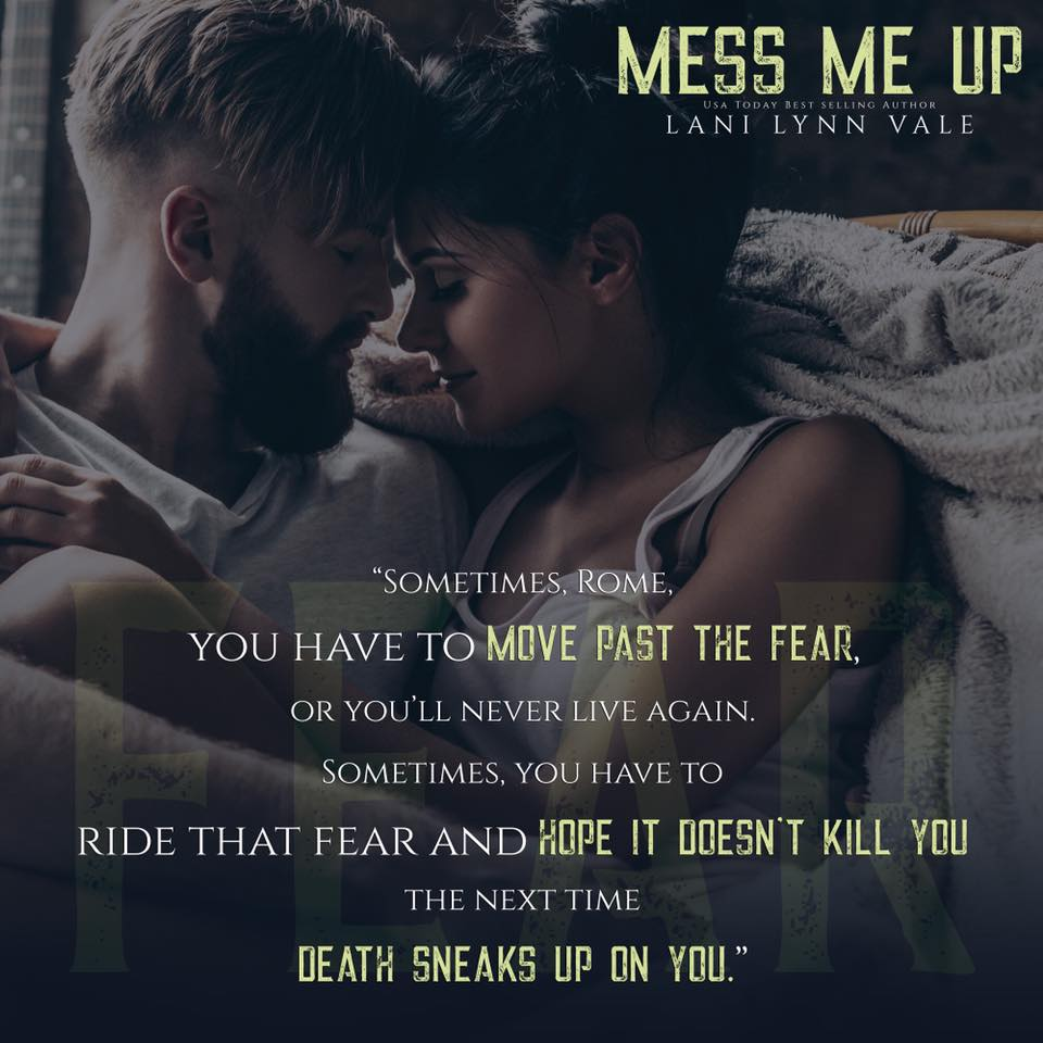 Mess Me Up Teaser
