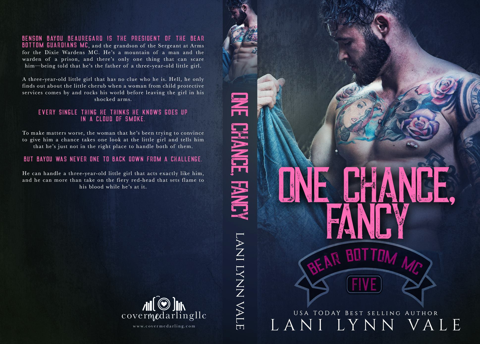 One Chance, Fancy Coverflat Design
