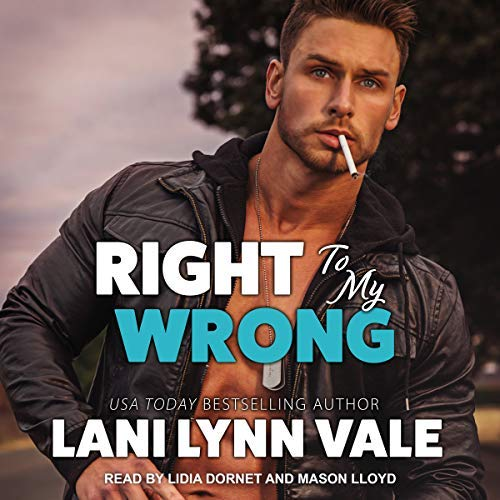 Right to My Wrong Audio Cover