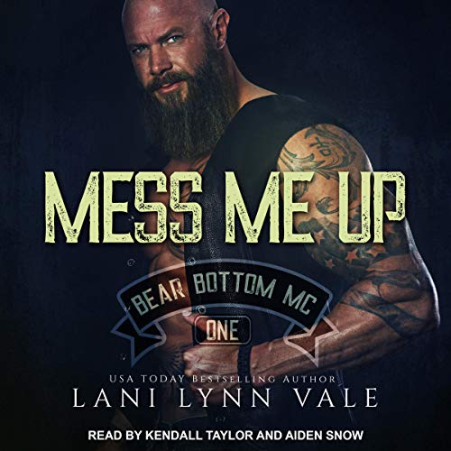 Mess Me Up Audio Cover