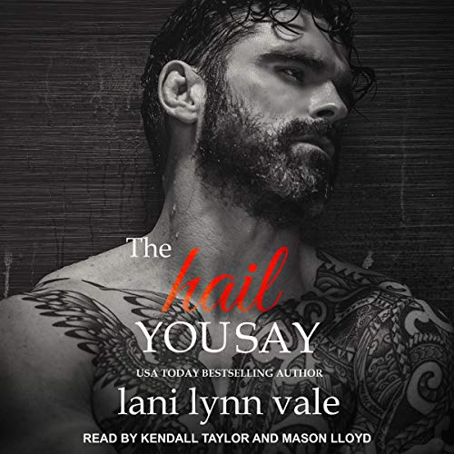 The Hail You Say Audio Cover
