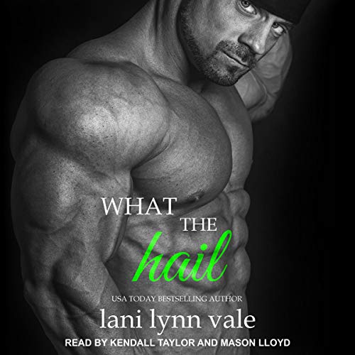 What the Hail Audio Cover