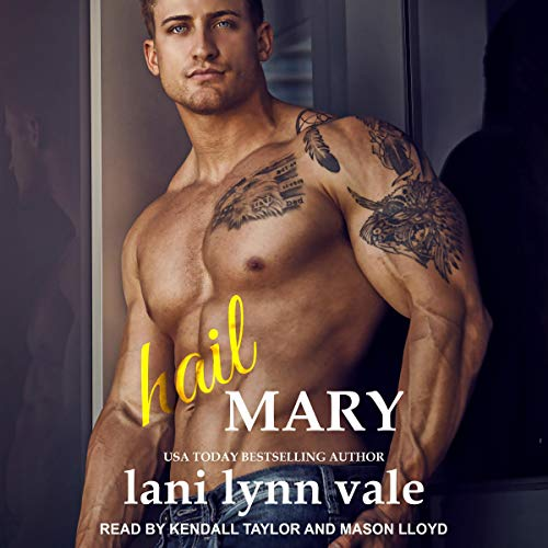 Hail Mary Audio Cover