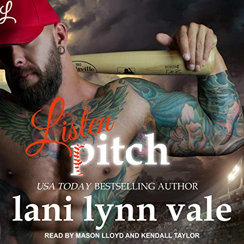 Listen, Pitch Audio Cover