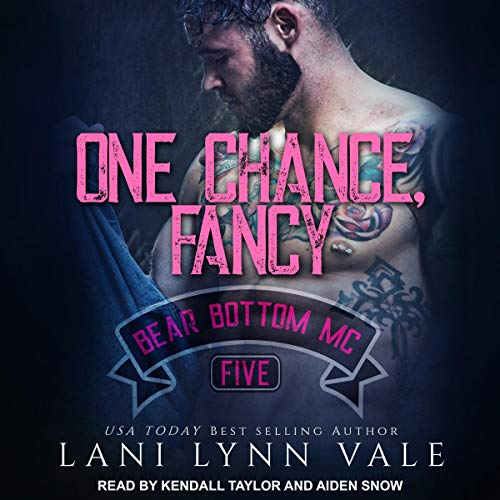 One Chance, Fancy Audio Cover