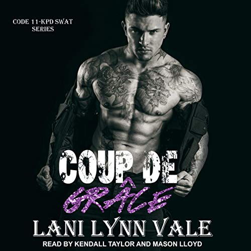Coup de Grace Audio Cover