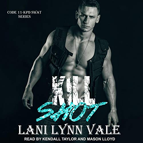 Kill Shot Audio Cover