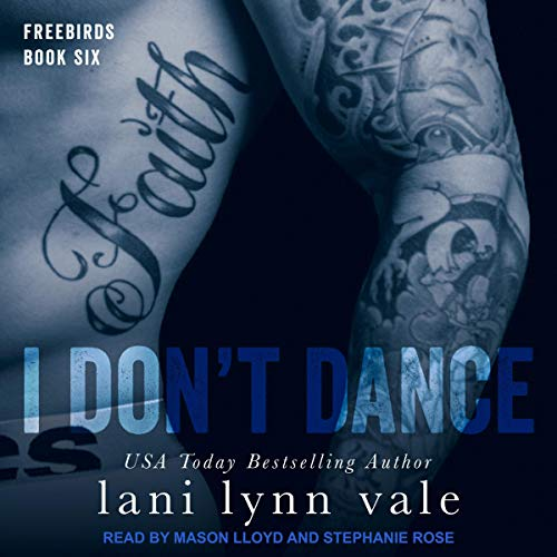 I Don't Dance Audio Cover
